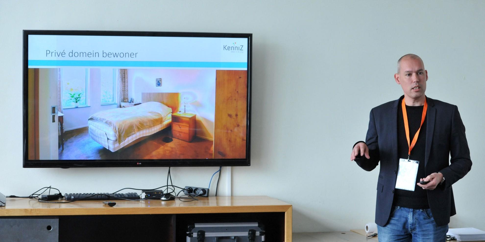HD architecten geeft seminar op Dag van de Zorgondernemer