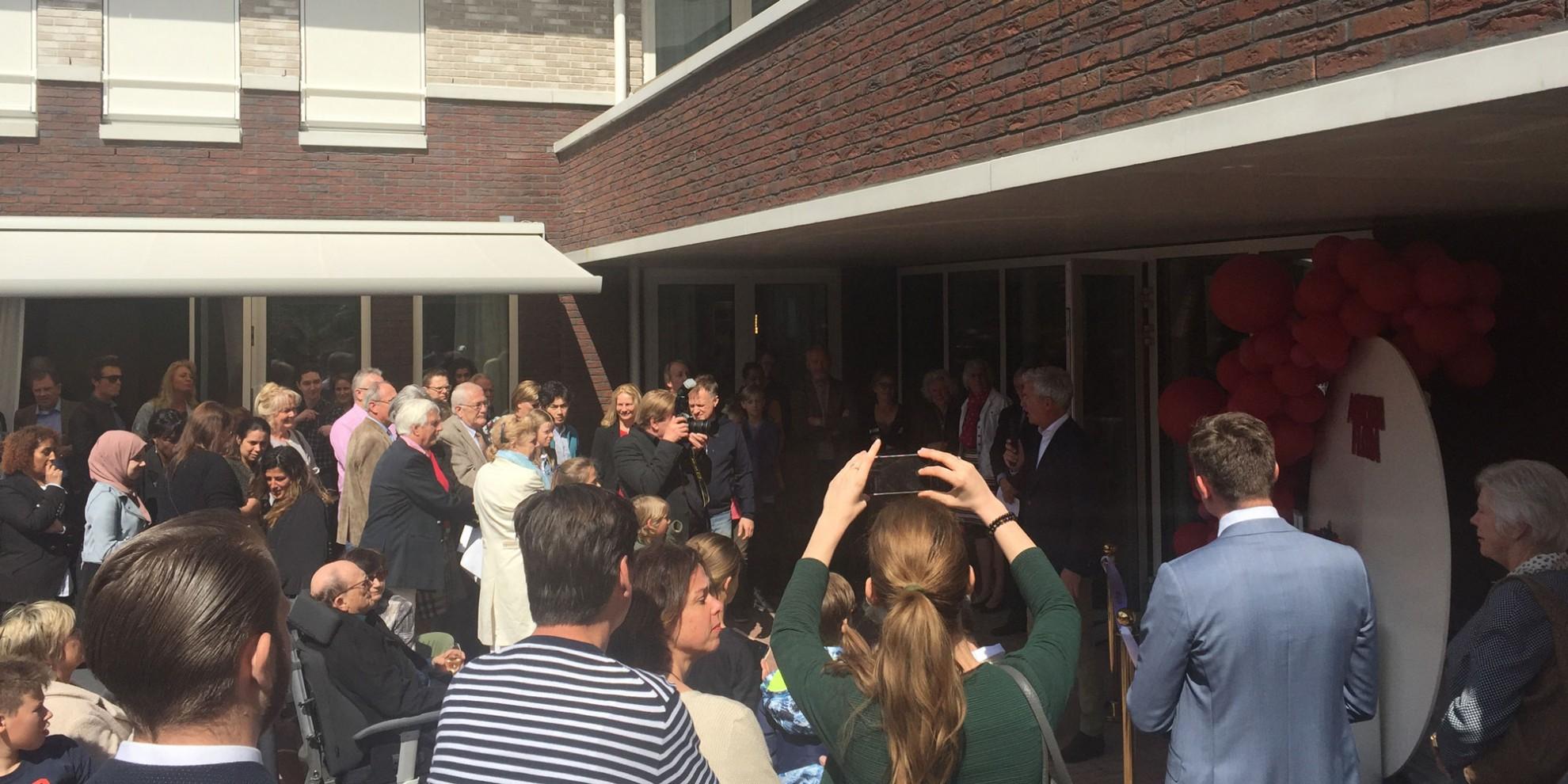Opening van Martha Flora!