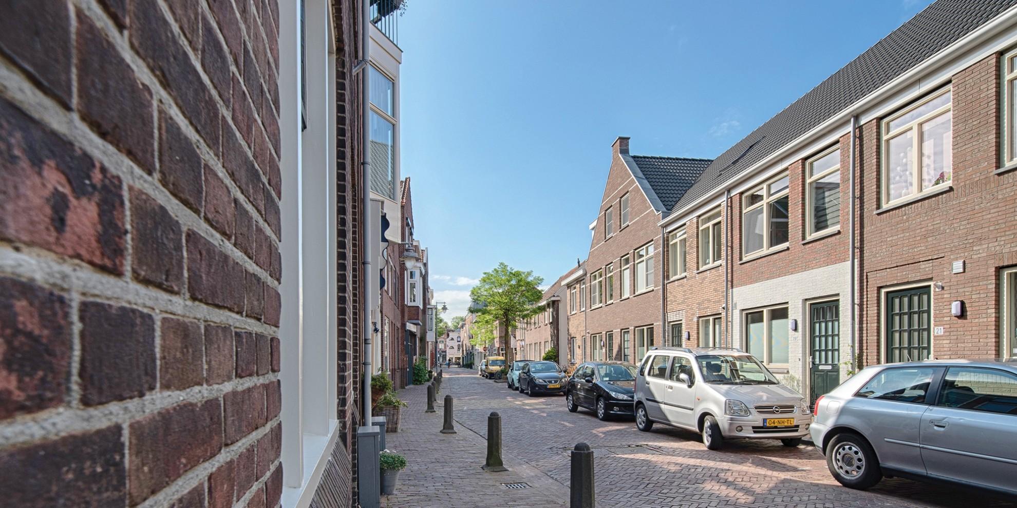 Wilhelminastraat | Speldenmakerssteeg